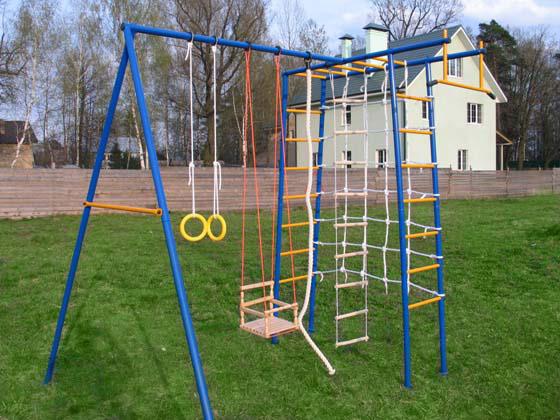 Детский Спорт (Городок) Уличный спортивный комплекс