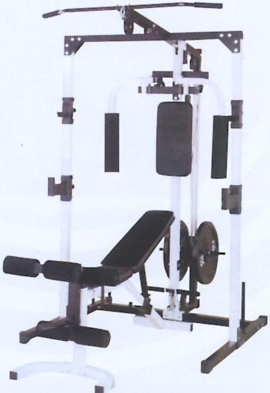 Sport Elit Силовая станция со свободными весами R0937