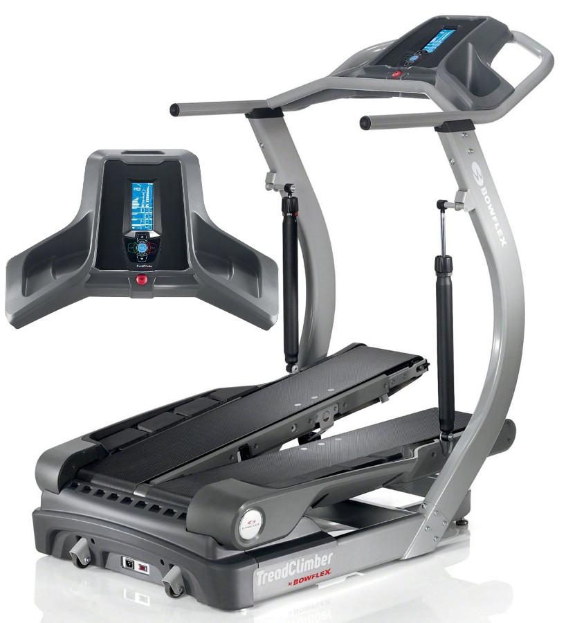 BowFlex TC20, Тренажёр для ходьбы TreadClimber