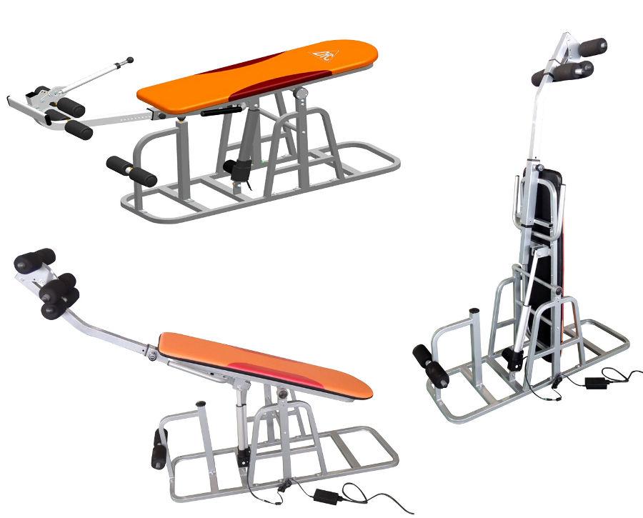 DFC Инверсионный стол с электроприводом, XJ-E-03RL
