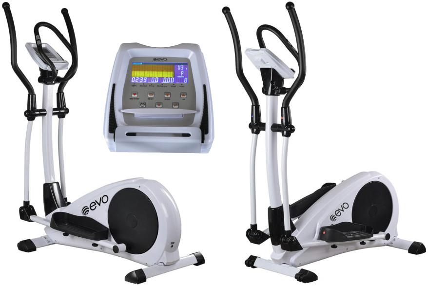 EVO Fitness Эллиптический тренажёр электромагнитный Tiger EL