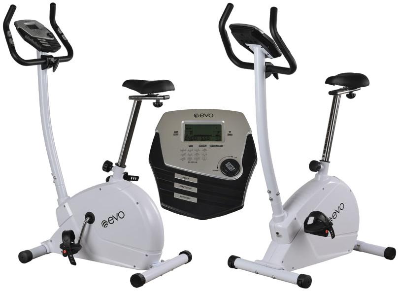 EVO Fitness Велотренажёр электромагнитный Yuto EL