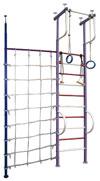 Вертикаль (ГранВиС) ДСК Вертикаль-3.1+, Г-образный с дополнительной стойкой и канатной сеткой, широкие перекладины (высота потолка от 2,5 до 2,95 метров)