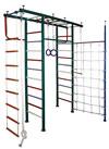 Вертикаль (ГранВиС) ДСК Вертикаль-11+, П-образный с дополнительной стойкой и канатной сеткой (высота потолка от 2,5 до 2,95 метров)