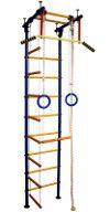Вертикаль (ГранВиС) ДСК Юнга-1.1, Г-образный с турником
