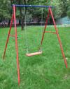 Вертикаль (ГранВиС) Качели большие дачные двухместные