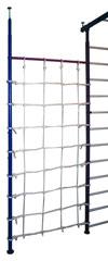 Вертикаль (ГранВиС) Дополнительная стойка с сеткой для ДСК
