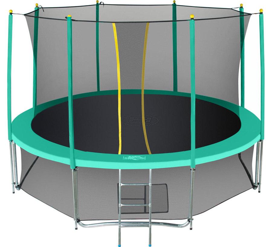 Hasttings Батут Classic Green 4,26 метра (14 футов), зелёный