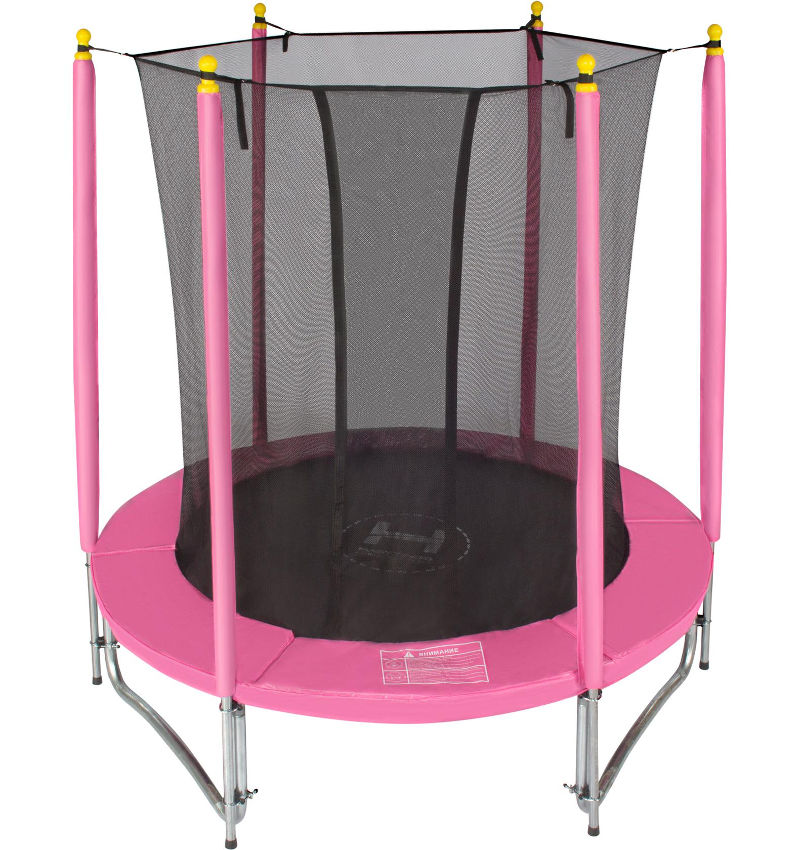 Hasttings Батут Classic Pink 1,82 метра (6 футов), розовый