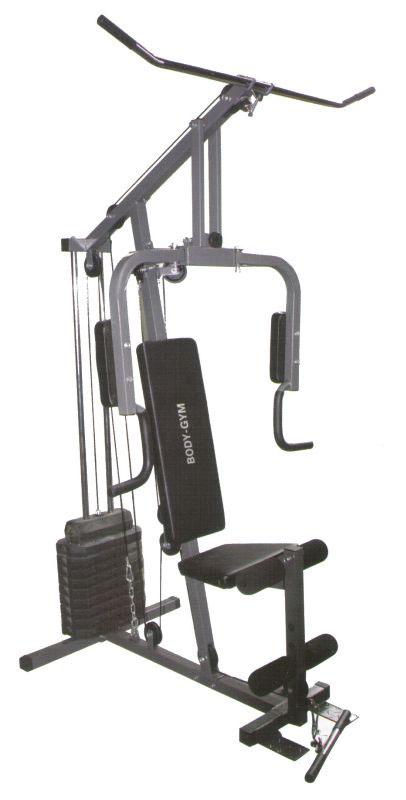 Body Gym 42110 / 10142102, Многофункциональный тренажер с весовым стеком