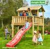 Jungle Gym 430_250, Детский игровой комплекс Jungle Playhouse XL