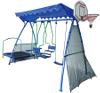 Kogee Tramps Детский уличный игровой комплекс 5 в 1, SPSE-2400-ABCTR-3