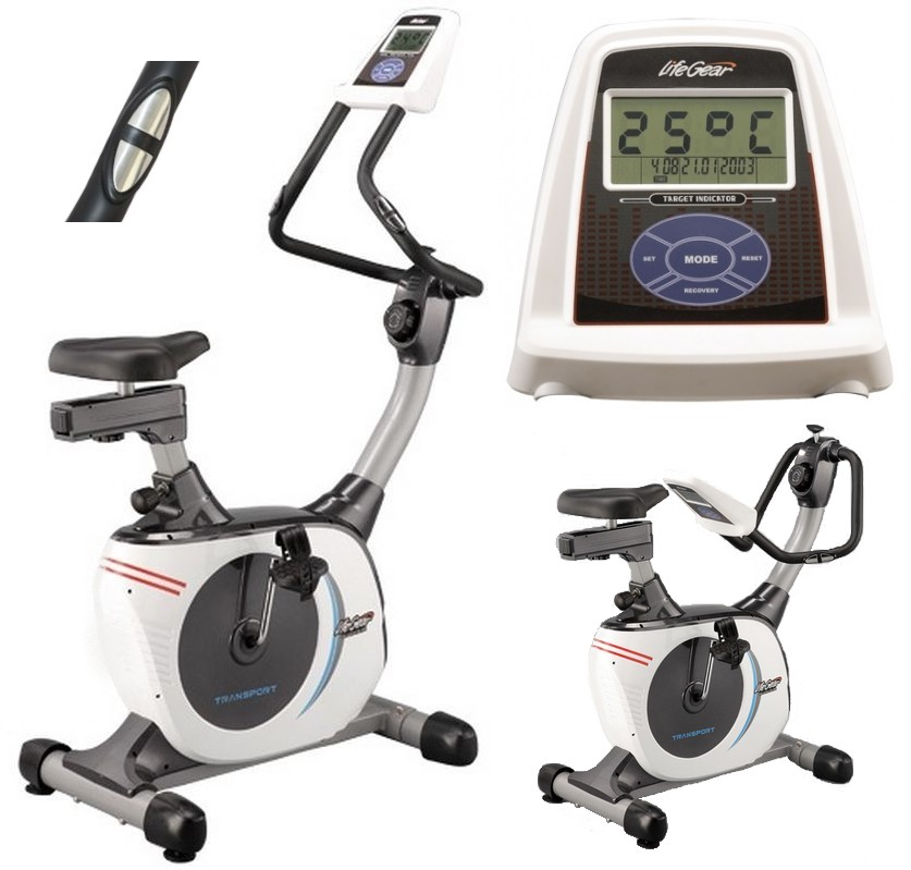 Life Gear Велотренажер магнитный 20680