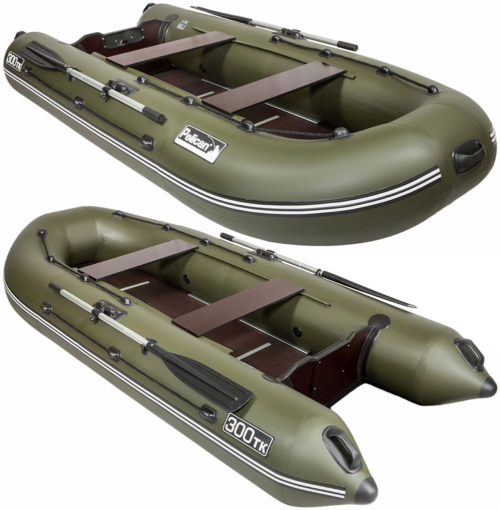 лодки пвх в чем разница с килем или без