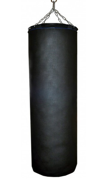 Рокки Боксёрский мешок, экокожа, 60 кг (140х40 см)