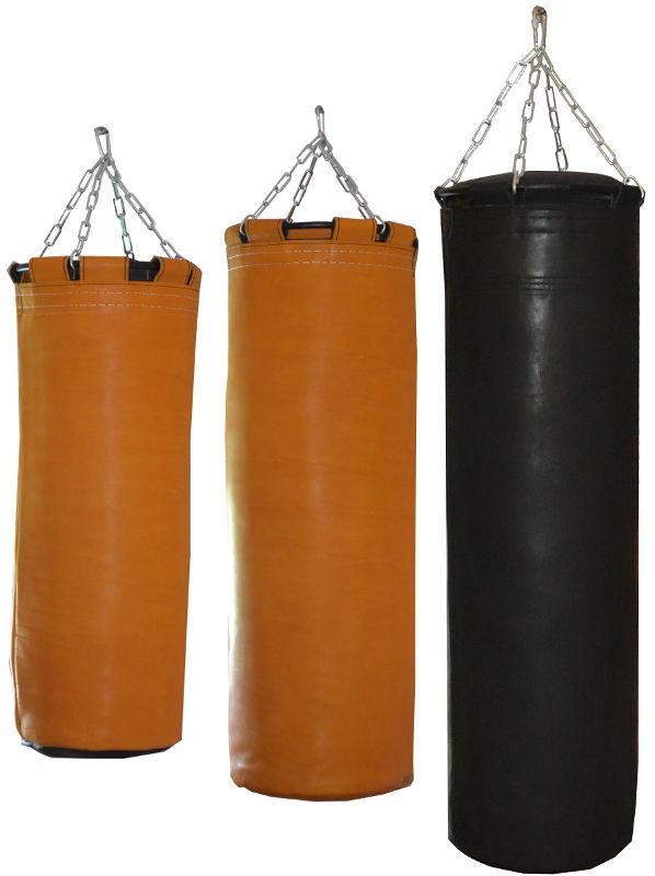 Рокки Мешок боксерский, натуральная кожа, 120 см