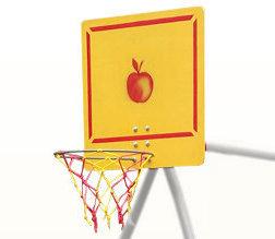 ТМК Кольцо баскетбольное со щитом, к дачным комплексам и качелям