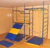 Вереск Домашний спортивный комплекс «Непоседа 7-ми опорный со скалодромом»